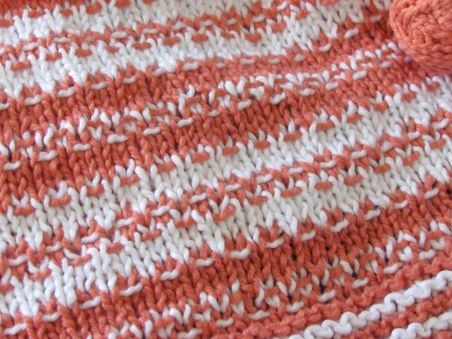 Creamsicle Blanket