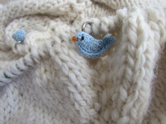 january knitting