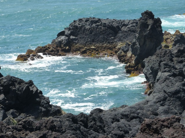 mosteiros volcanic rocks